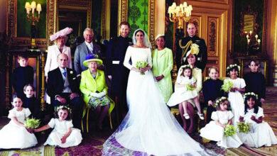 Photo of تقاليد زواج العائلة المالكة من الذهب الويلزي إلى عشبة الحب