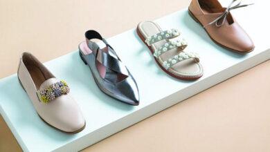 Photo of الثنائي شريفة وألطاف Thuna علامة تجارية كويتية للأحذية الراقية