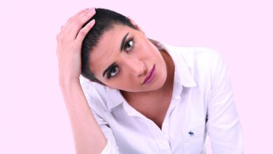 Photo of روان مهدي: حلق الشعر في «مـاذا لـو؟» لم يكن مكتوباً في السيناريو