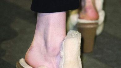 Photo of خطوات مريحة بأقدام دافئة