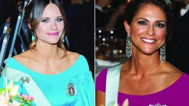 Photo of أميرات العائلة المالكة السويدية يتألقن في حفل جوائز نوبل