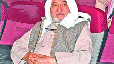 Photo of عبدالله غلوم: فيلم «العجلة» شرّف الكويت في مهرجان مومباي