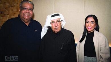 Photo of القديرة سعاد عبدالله والصوت الواعد دلال في «جنة هلي»