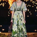 2020 Dior Resort  من وحي القفاطين المغربية