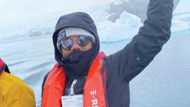 Photo of سليمان الروضان: رحلة القطب الجنوبي مغامرة لن أنساها
