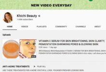 Photo of جمال بشرتك بأبسط المواد Khichi Beauty..   قناة على اليوتيوب