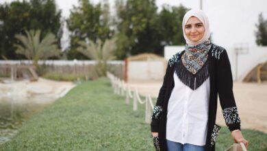 Photo of م. فاطمة الزلزلة تحوز الجائزة العالمية «أبطال الأرض»