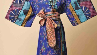 Photo of Epo-Kay..  شرقيتان تصممان الكيمونو الياباني بذوق فريد