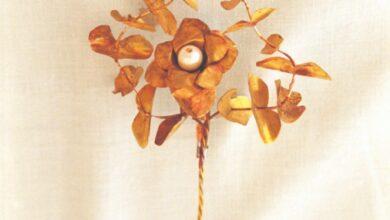 Photo of Krikor Jabotian بروشات تحمل رسائل إنسانية من تصميم v