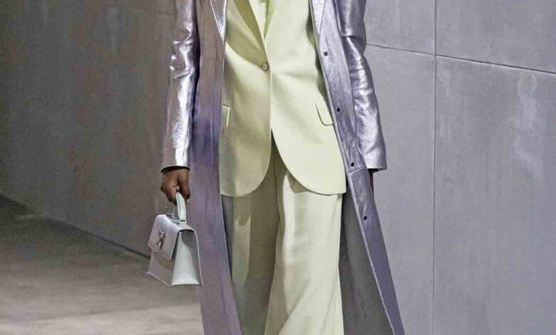 Photo of Off White تتحايل على «كوفيد- 19» بالأزياء