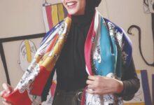 Photo of ترسل بأزيائها رسالة مهمة عن البيئة سمية أبو العز.. تحكي حكايات على ملابس صديقة للبيئة