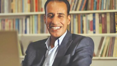 "Photo of الفائز بالجائزة العالمية للرواية العربية (البوكر) 2021 جلال برجس: ""دفاتر الورّاق"" ولدت فكرتها في وسط عَمان"