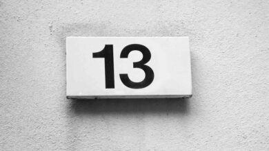 Photo of خرافات صدقناها.. رسّخته اليهود والسحرة في الأزمنة الغابرة رقم 13.. تشاؤم صنعه الخيال!