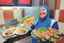 Photo of أبناؤها ساعدوها فيها قناة «ماما بركة» للطبخ..  حُلم العمر يتحقق ولو متأخراً